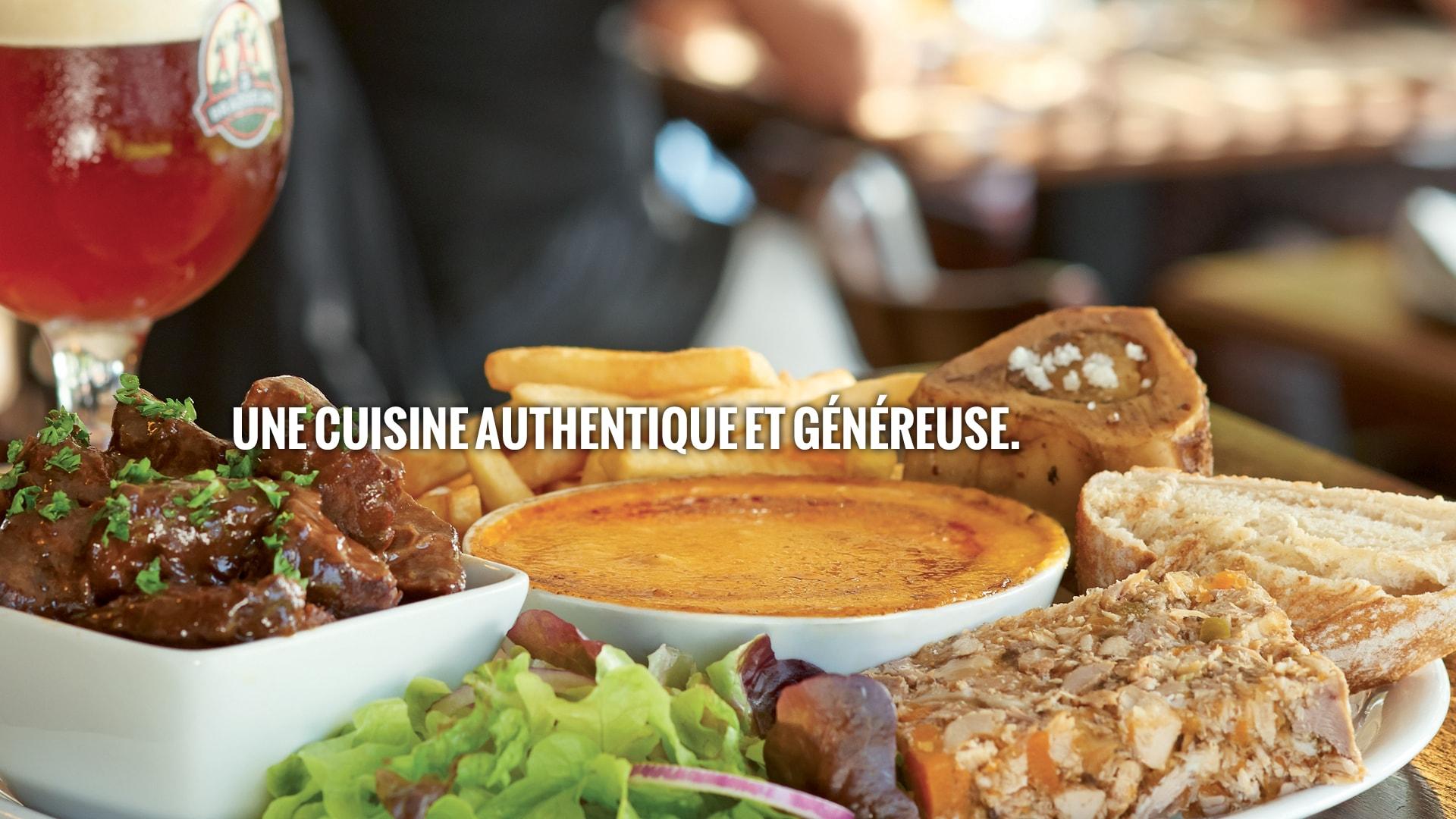 3 Brasseurs Cuisine Bistrot Et Brasserie Traditionnelle